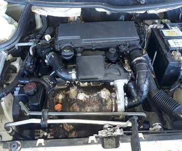 Motor completo de Peugeot 206 8HZ  | Desguazon