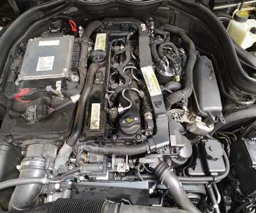 Motor completo de Mercedes Clase c coupe (bm 204) 651911  | Desguazon