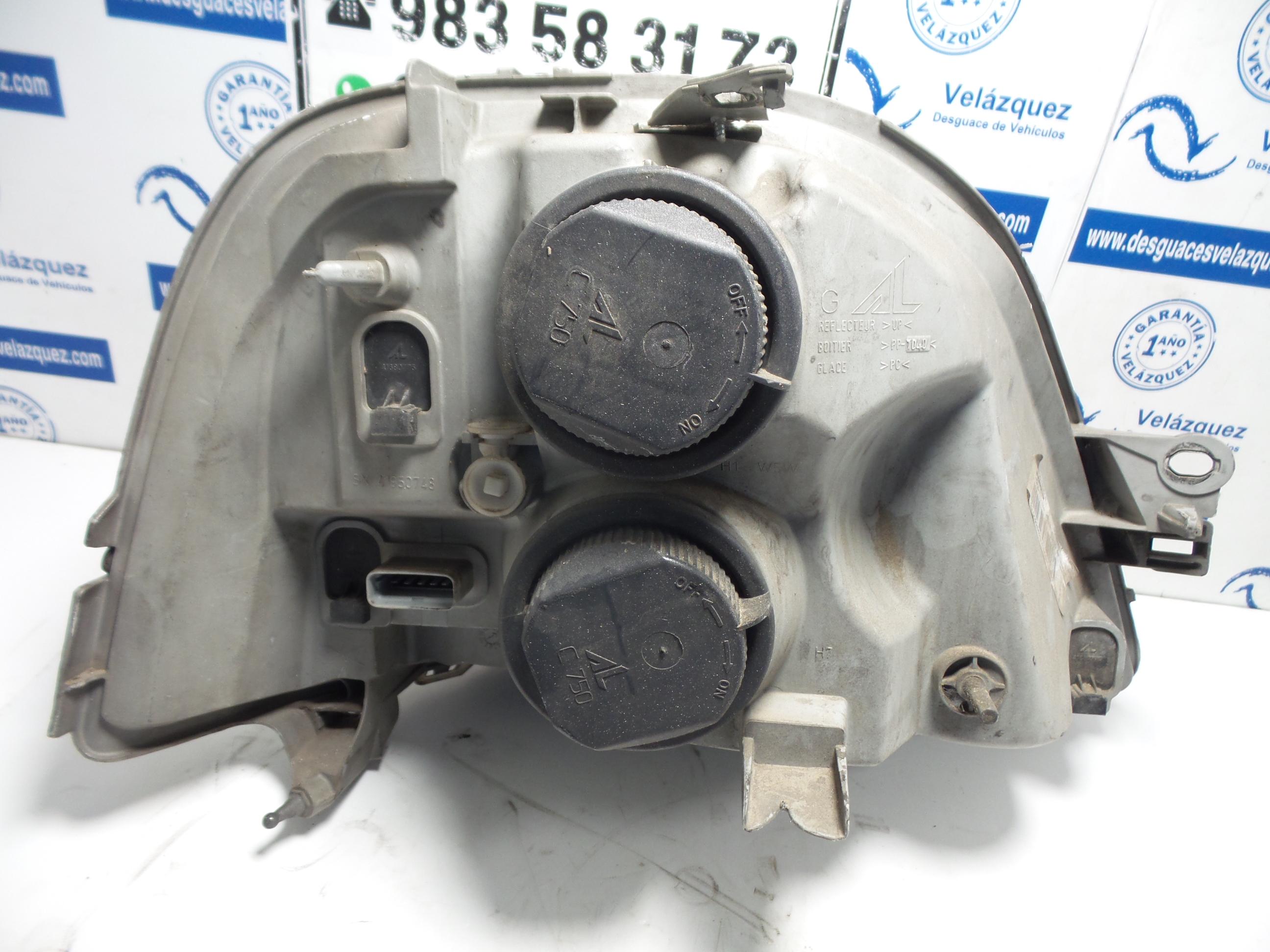 8200163516-Faro-izq-RENAULT-TRUCKS-MASCOTT-CAJA-CHASIS-Platform-Chassis-X218392 miniatura 2