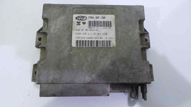 7787316-boitier-moteur-uce-fiat-punto-berl-176-1993-1974478