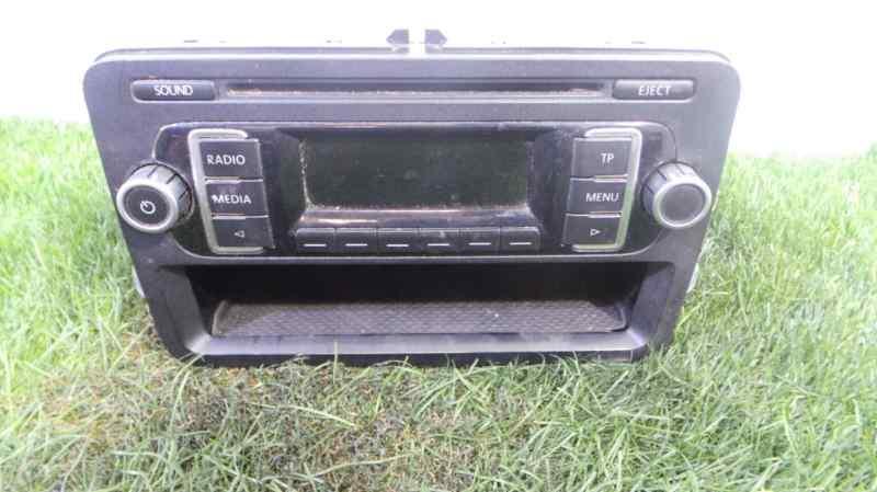 Mecanisme-audio-radio-volkswagen-polo-6c1-2009-1431687