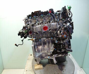 Motor completo de Citroen C4 BH01 | Desguaces Desguazon